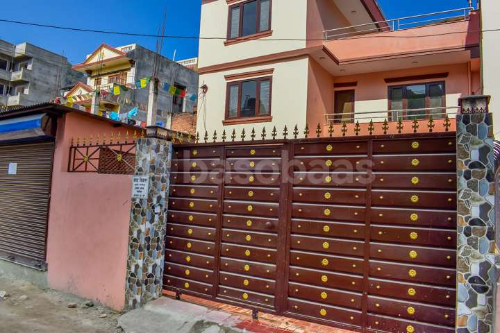 House on Rent at Sanobharyang