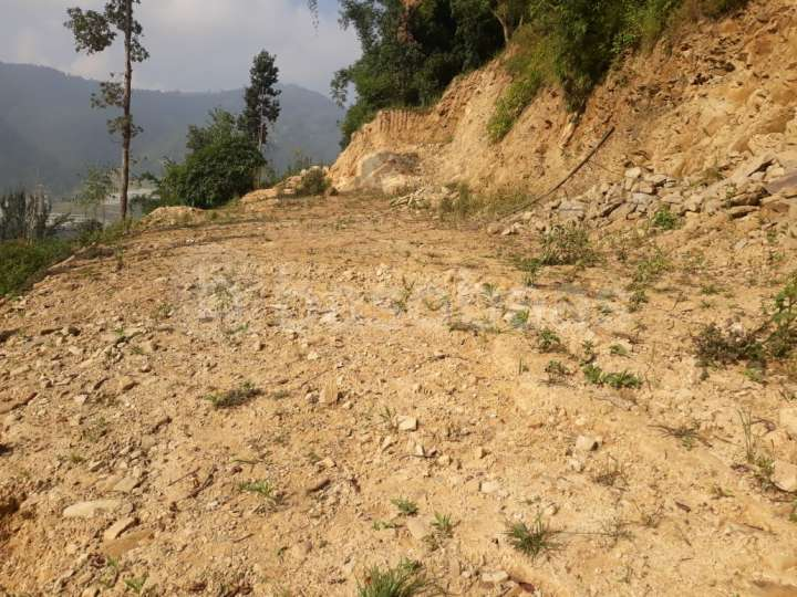 Land on Sale at Ramkot