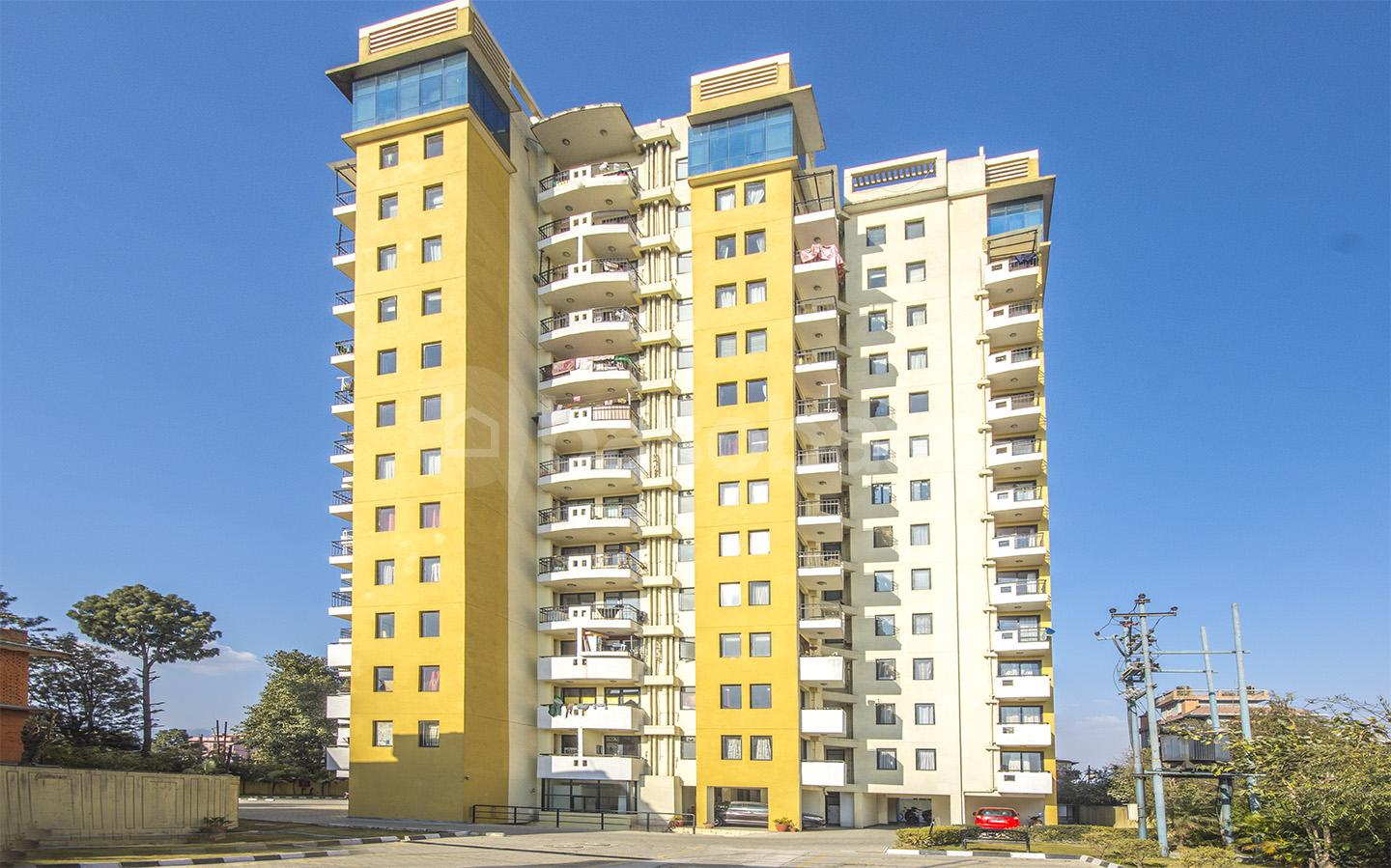 Apartment on Sale at Jhamsikhel