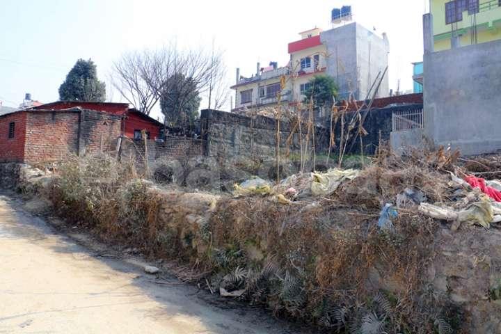 Land on Sale at Tokha