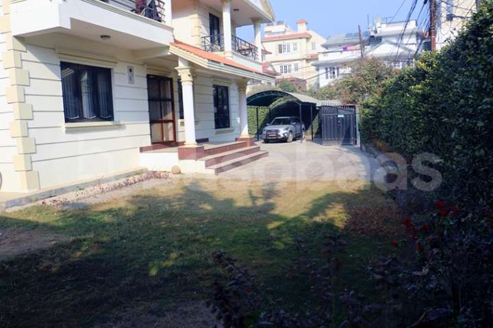 House on Rent at Budhanilkantha