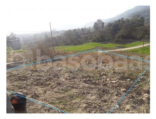 Land on Sale at Tokha
