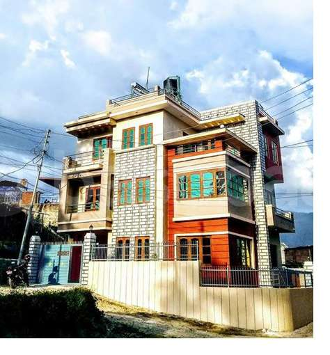 House on Sale at Tokha