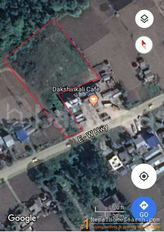 Land on Rent at Gaidakot Municipality