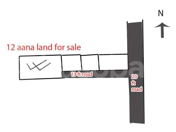 Land for Sale in Maitighar