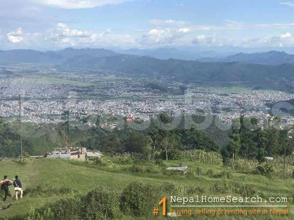 Land for Sale in Sarankot