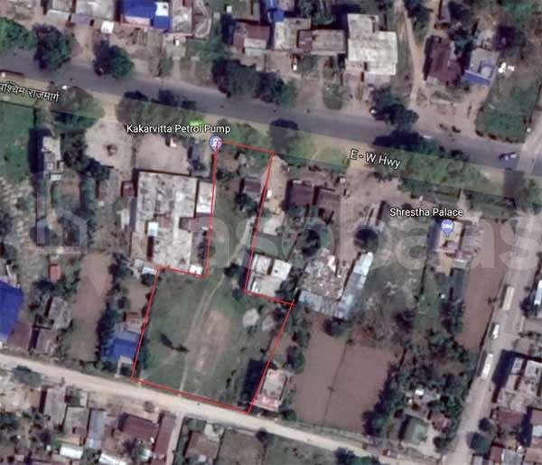 Land for Sale in Kakarbhitta