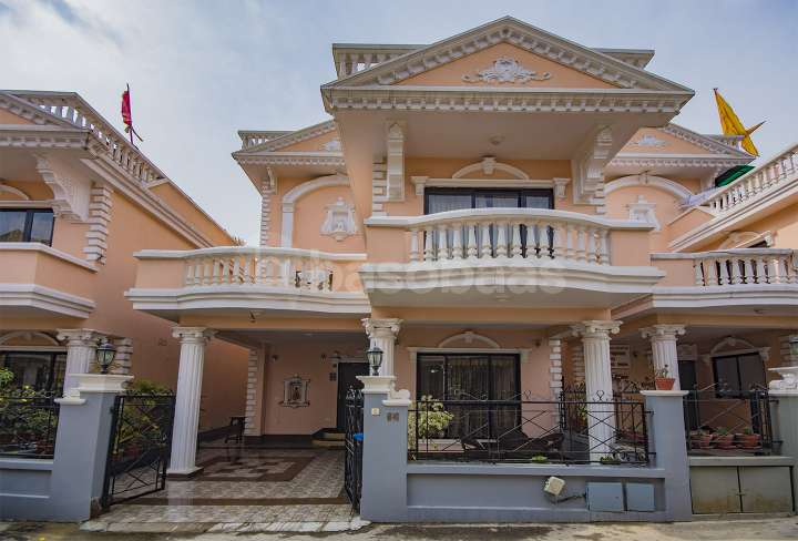 House for Sale in Chauni