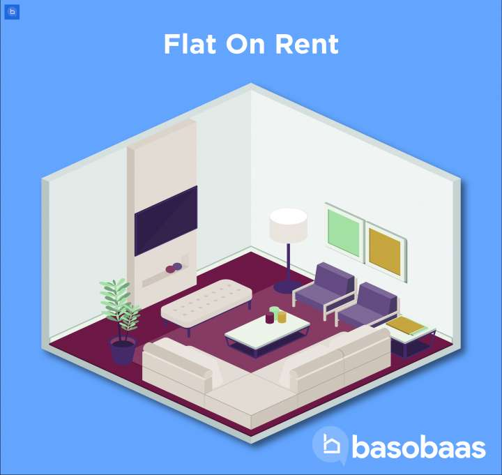 Flat for Rent in Tinkune