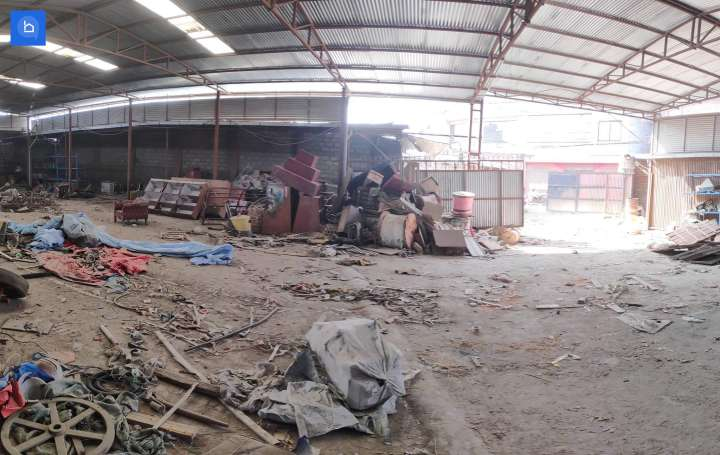 Land for Rent in Dhobighat