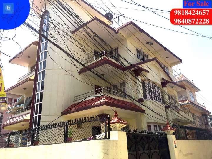 House for Sale in Sukedhara
