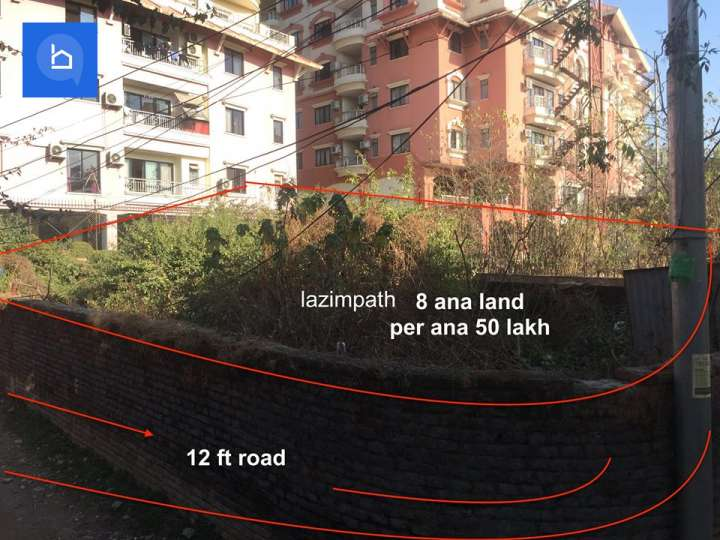 Land for Sale in Lazimpat