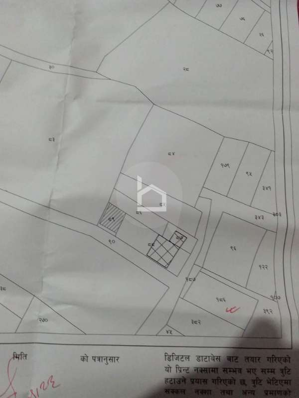 Land for Sale in Bajha Patan