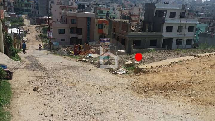 Land for Sale in Kalanki