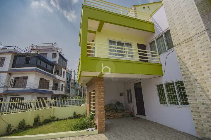House for Sale in Balkumari