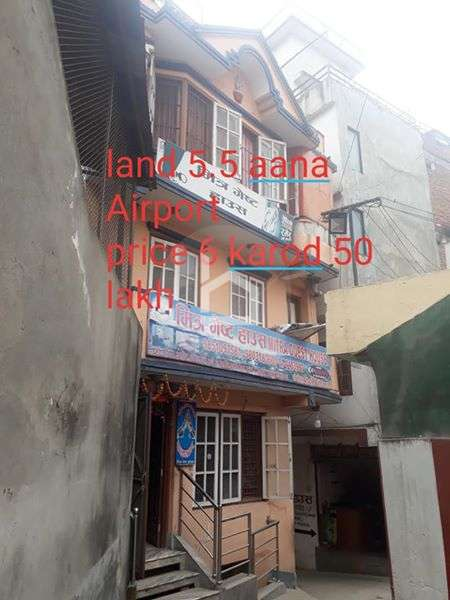 House for Sale in Sinamangal