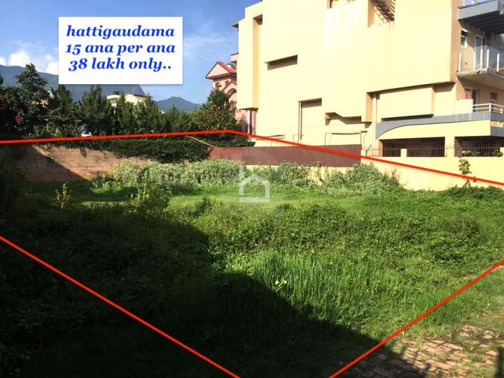 Land for Sale in Hattigauda