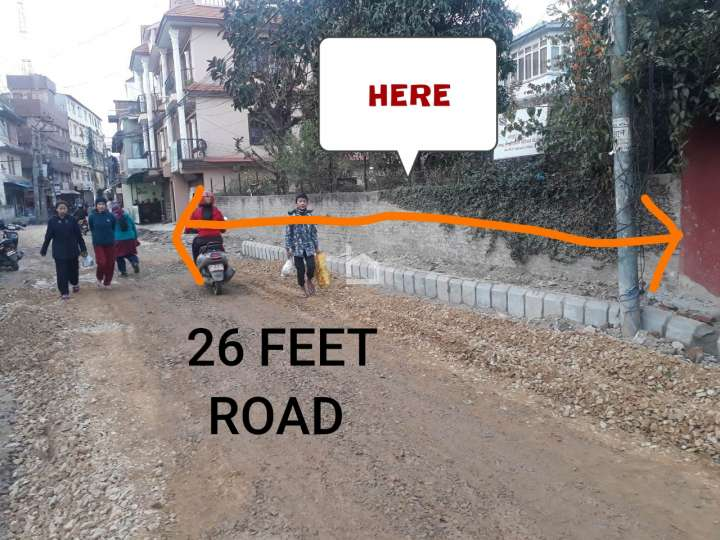 Land for Sale in Mid Baneshwor