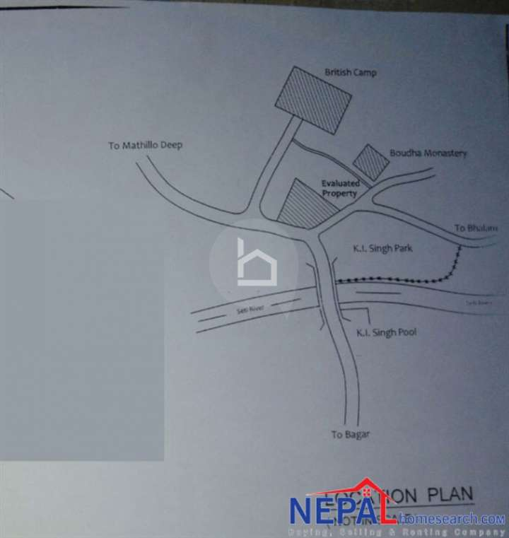 Land for Sale in Birendra Chowk