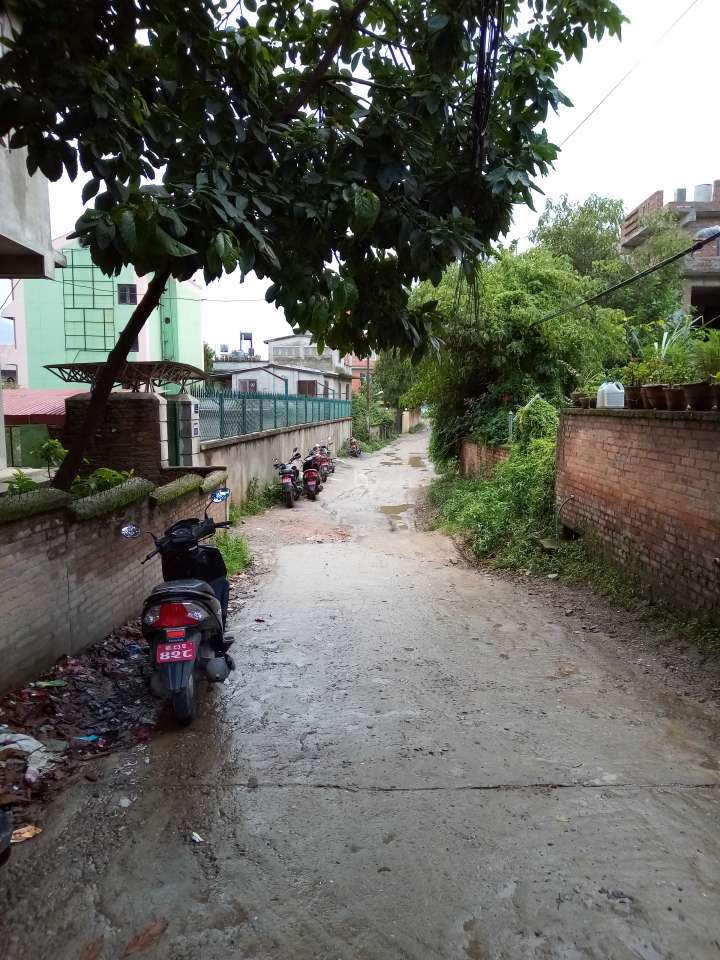 Land for Sale in Sanepa