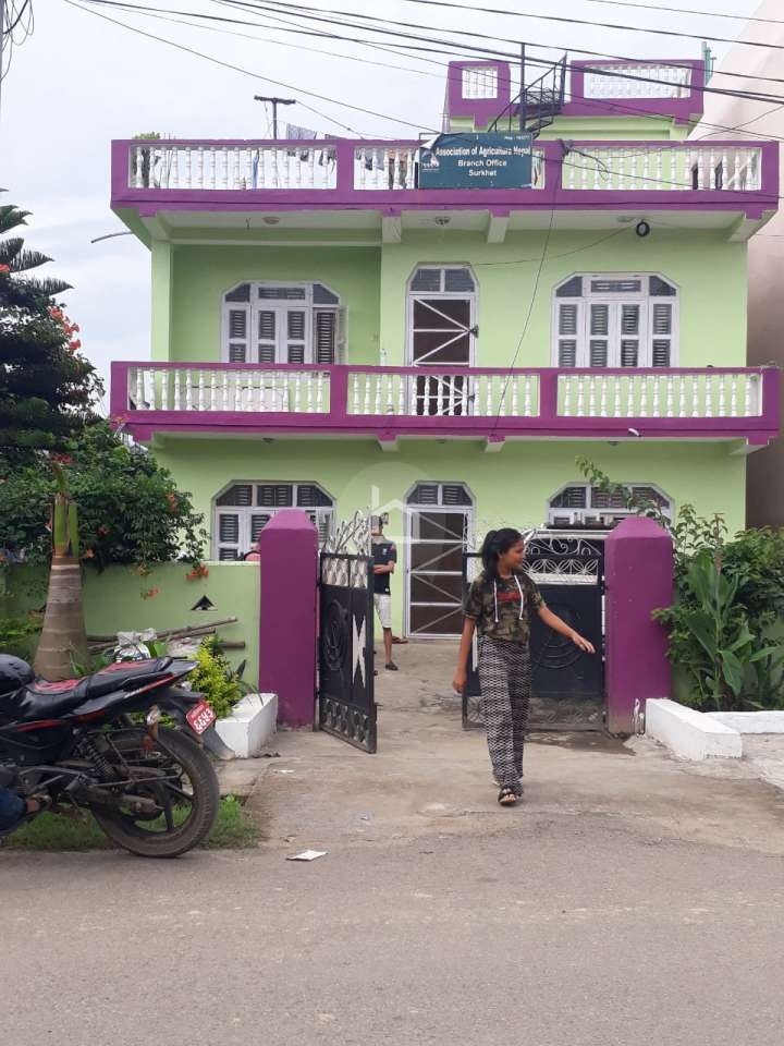 House for Sale in Surkhet Bazar