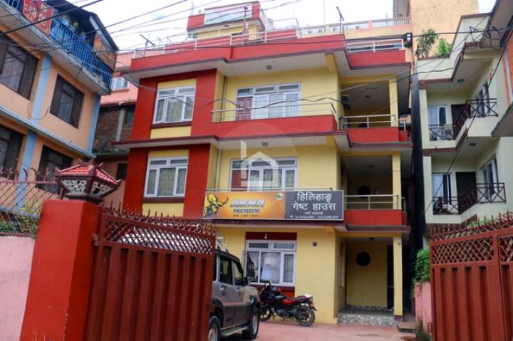 House for Sale in Gongabu