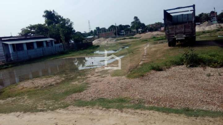 Land for Sale in Birtamod Road