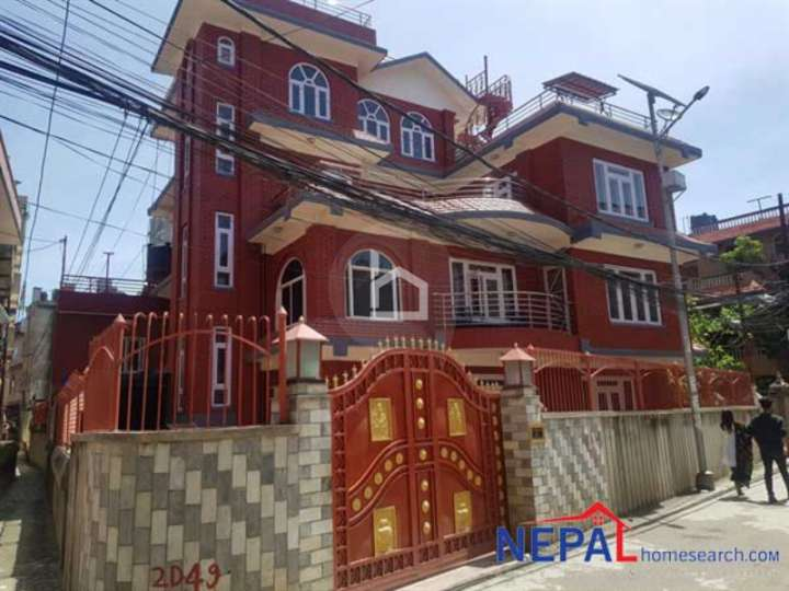 House for Sale in Ghattekulo