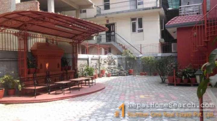 House for Sale in Ghattekulo