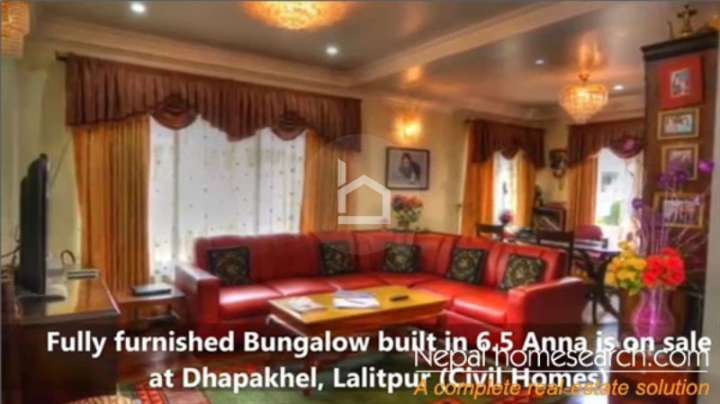 House for Sale in Dhapakhel