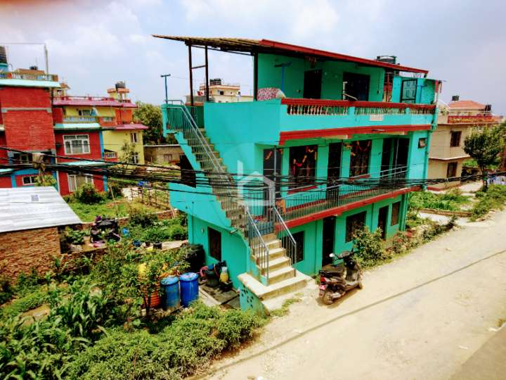 House for Sale in Machhegaun