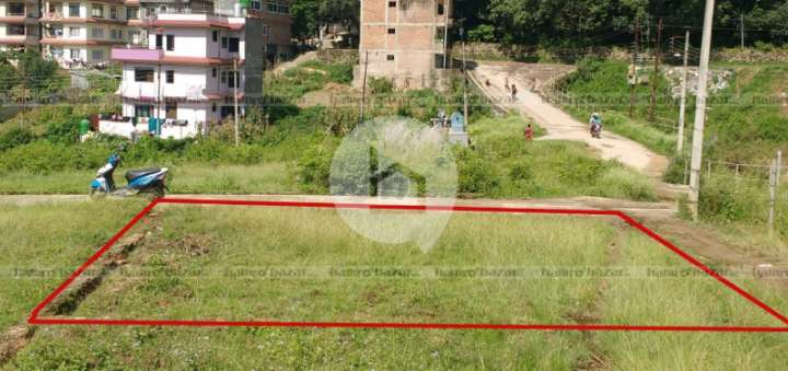 Land for Sale in Swayambhu