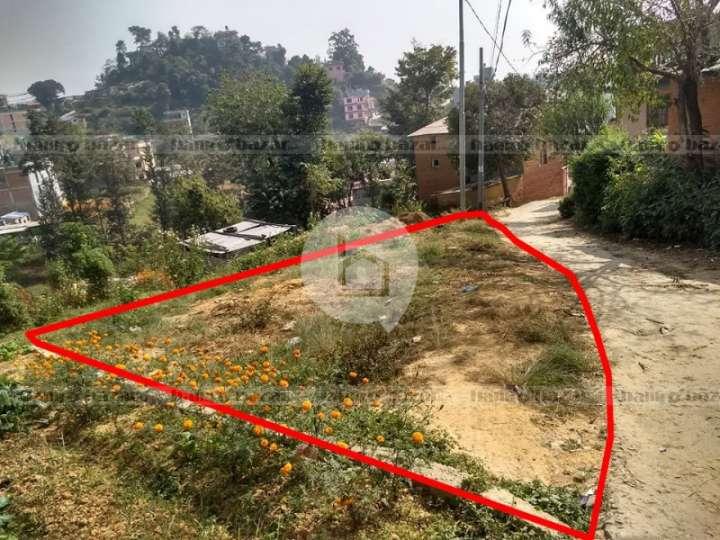 Land for Sale in Swayambhu