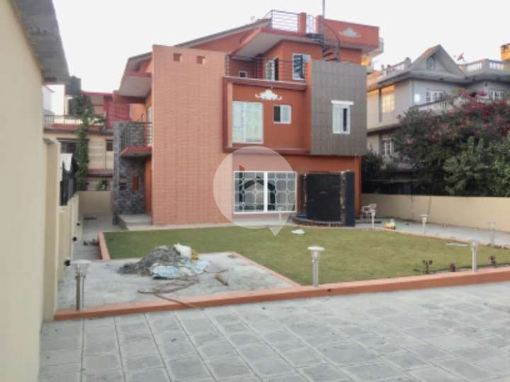 House for Rent in Golfutar