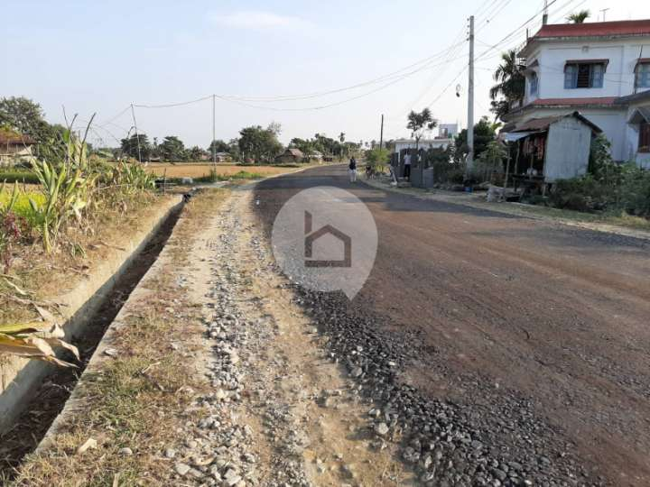 Land for Rent in Bhadrapur