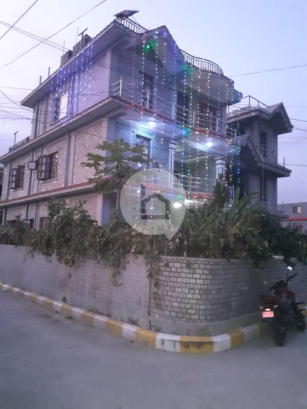Flat for Sale in Shrijana Chowk