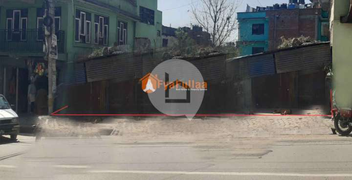 Land for Sale in Sano Gaucharan