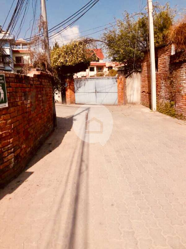 Land for Sale in Bishal Nagar
