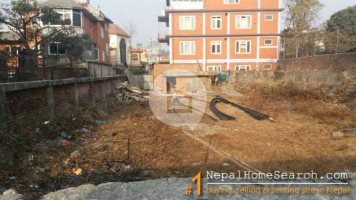 Land for Sale in Baluwatar