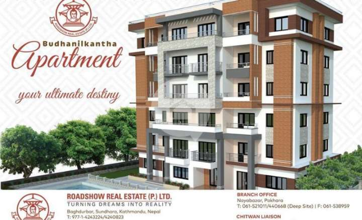 Apartment for Sale in Budhanilkantha