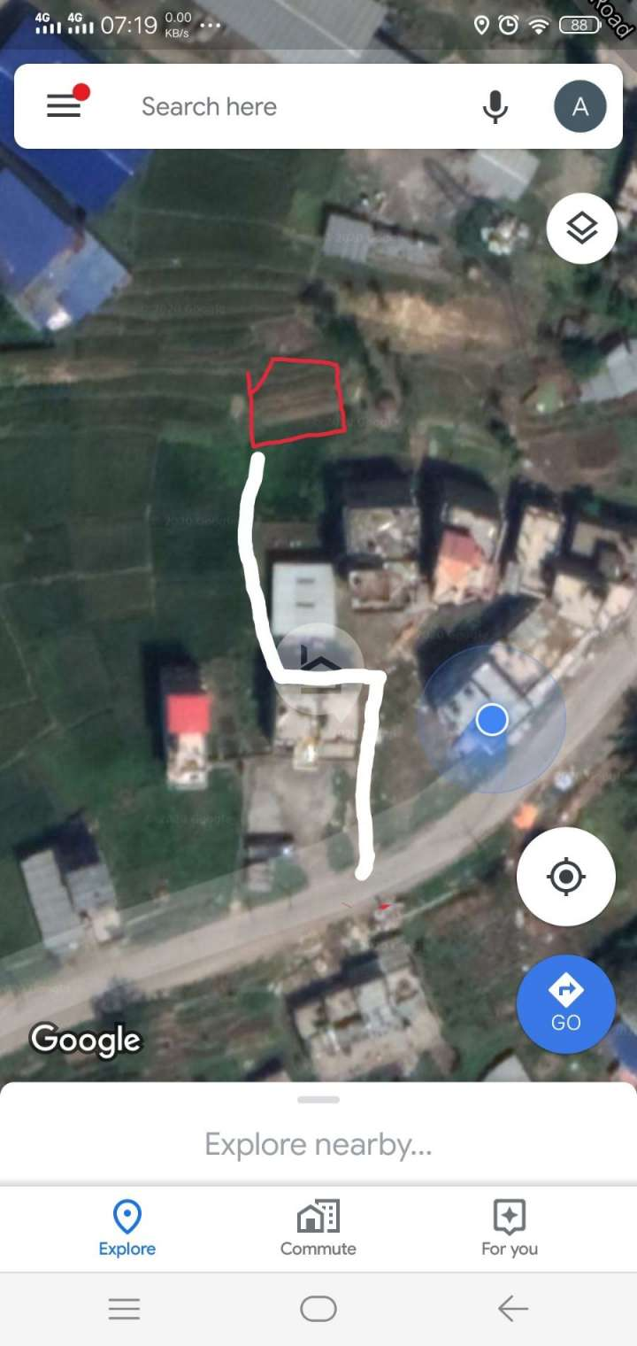 Land for Sale in Kamalbinayak