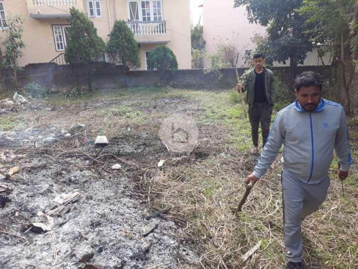 Land for Sale in Baluwatar