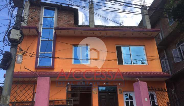 House for Sale in Thankot