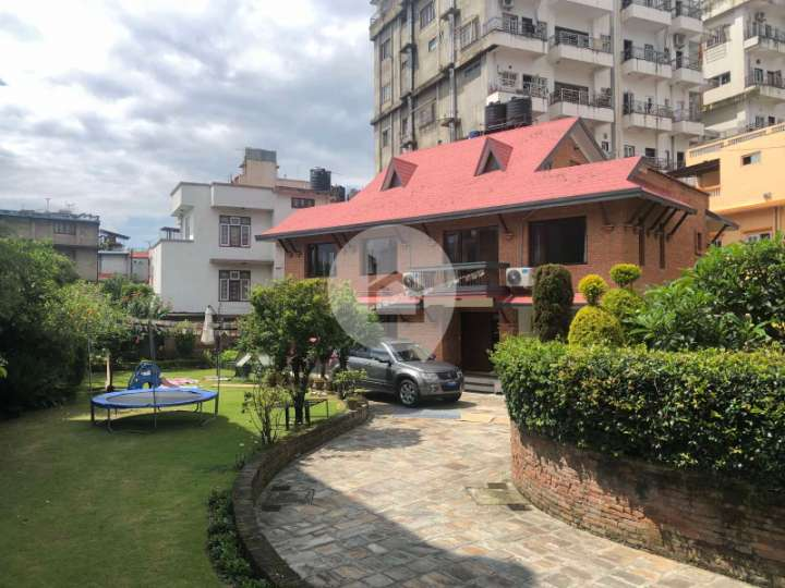 House for Rent in Dillibazar