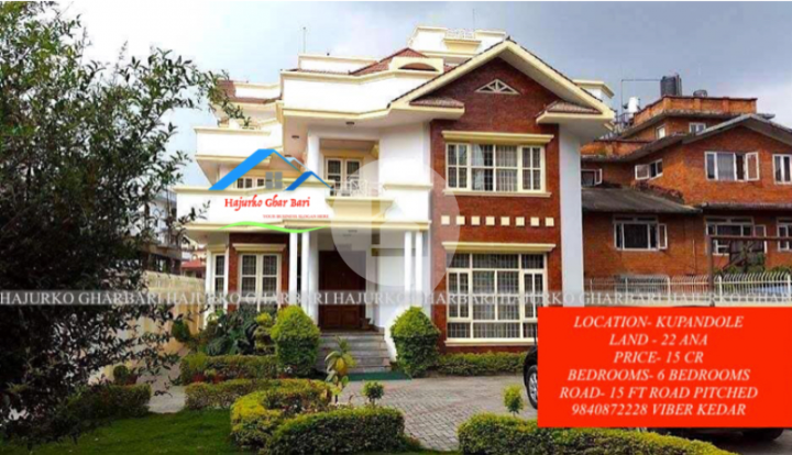 House for Sale in Kupondole