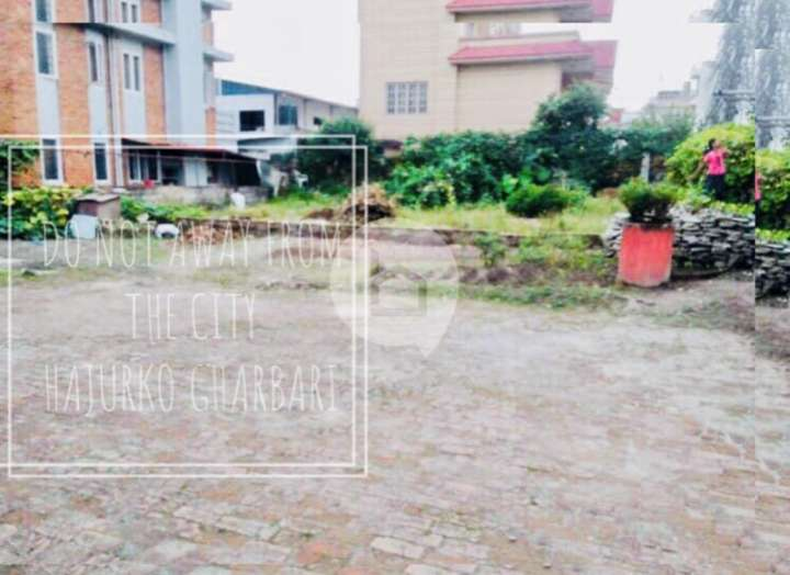 Land for Sale in Bhatbhateni
