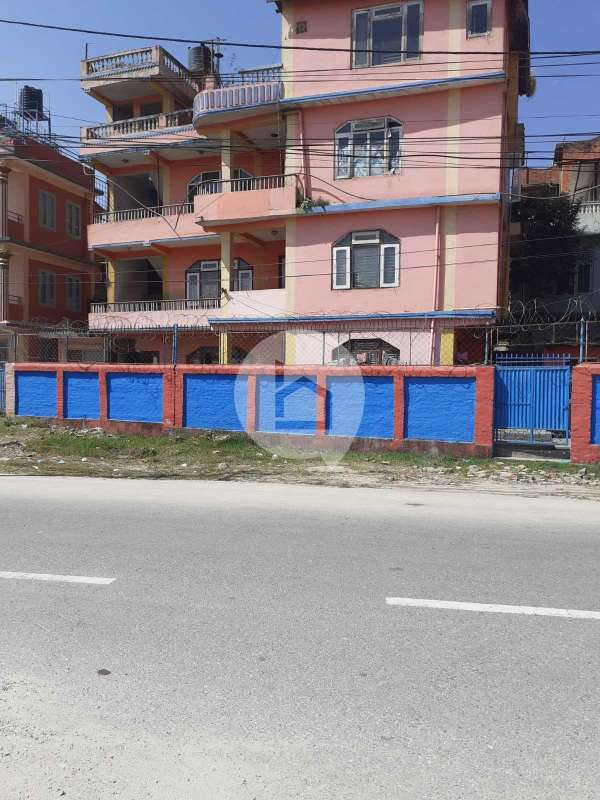 House for Sale in Minbhawan