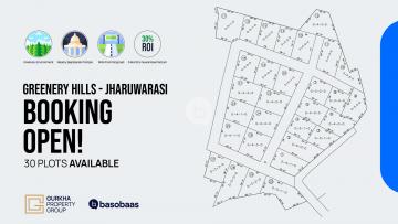 Land for Sale in Jharuwarasi