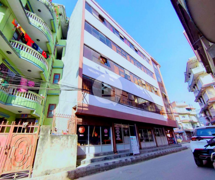 Apartment for Sale in Machha Pokhari