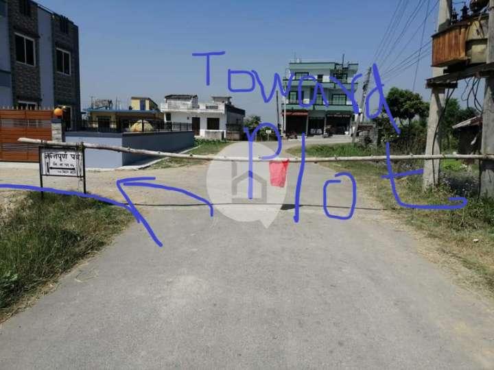Land for Sale in Tilottama